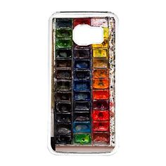 FRZ-Watercolor Set Atwork Galaxy S6 Case Fit For Galaxy S6 Hardplastic Case White Framed FRZ http://www.amazon.com/dp/B016ZBS3LK/ref=cm_sw_r_pi_dp_wIRnwb060P264