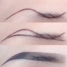 Fall Eye Makeup, Makeup Eye Looks, Eye Makeup Brushes, Dark Skin Makeup, Eyeshadow Makeup, Makeup Eyes, Eyebrow Makeup Tips, Eye Makeup Steps, Makeup Looks Tutorial