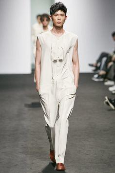 Kim Seo Ryong Spring Summer 2016 - Primavera Verano . Seoul Fashion Week - #Menswear #Trends #Tendencias #Moda Hombre - MFT