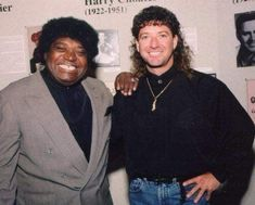 Percy Sledge and Wayne Toups Percy Sledge