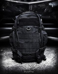 Triple Aught Design's newly designed FAST Pack EDC Backpack for 2015 ///