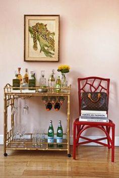 luscious bar carts - cocktail trays - the_stanton_staged2_grande via society social   www.myLusciousLife.com