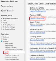 "How to find current API version of Salesforce organization? -  1. Go to Develop --> API. 2. Click ""Generate Partner WSDL"".  3. First line will show the version.  Cheers!!!"