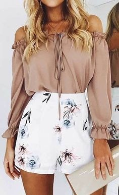 off Shoulder Top Spring Fashion White Mini Dress, Striped Dress, Pinterest Women, Classy Outfits, Stylish Outfits, Essentiels Mode, Long Skirt Fashion, Fashion Dresses, Outfit Essentials
