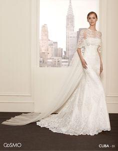 Vestidos de novia ur