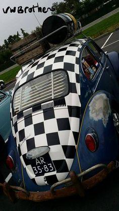 Checkered flag!