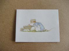 2 Brambly Hedge Gift Cards Jill Barklem by MyVictorianCottage