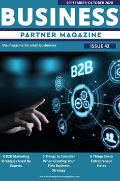 The magazine for small business owners. #BusinessTips #BusinessSuccess #SME #Magazine #OnlineMagazine #DigitalMagazine Digital Magazine, Business Tips, Create Yourself, Marketing