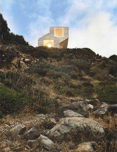 Bahia Azul House, Chile by Cecilia Puga
