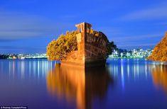 FOTO Cele mai spectaculoase locuri abandonate din lume