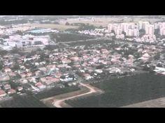 El Al Boeing 767 Landing in Tel Aviv