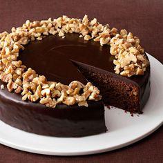 Cocolate Walnut Torte