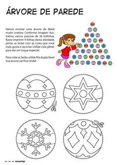 Atividades de Natal para crianças