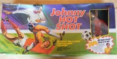 Johnny Hot Shot