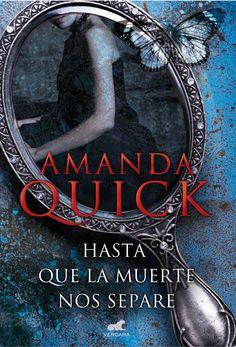 P R O M E S A S   D E   A M O R: Reseña | Hasta que la muerte nos separe, Amanda Quick
