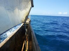 sailing on the Dhaw can be fun, but you need to get the water out every 15/20 min depending on the waves.