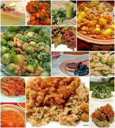 retete de post Veg Recipes, Good Healthy Recipes, Delicious Recipes, Romanian Food, Romanian Recipes, Us Foods, Fried Rice, Chicken Wings, Yummy Food