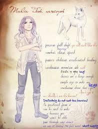 bestiary book teen wolf-Malia