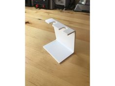 Toothbrush Head Stand cnc/laser by ZeppelinBoy