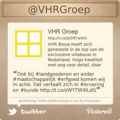 Ook bij #landgoederen en ander #maatschappelijk #erfgoed komen wij in actie. Dat vertaalt zich in #ervaring en #kunde http://www.vhr.nl/vhr-verbouw.php