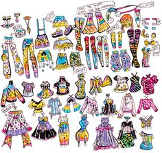 Custom Mix and Match outfits 16 by Guppie-Vibes on DeviantArt Character Art, Character Design, Drawing Anime Clothes, Clothing Sketches, Dibujos Cute, Cute Art Styles, Fashion Design Drawings, Art Poses, Anime Outfits