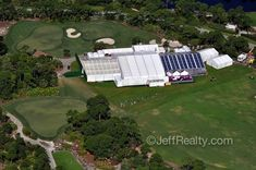 Michael Jordans Wedding Tent Is The Largest In History (PHOTOS)