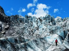 Fox Glacier, NZ (Explored - Dec 19, 2013)
