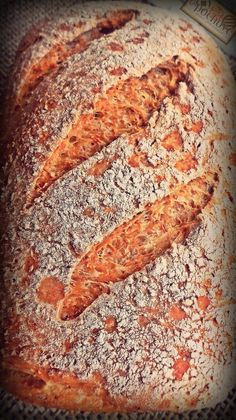 Great home made whole grain bread recipe that is easy to make - finally!