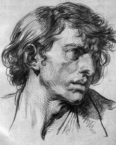 "10.1k Likes, 35 Comments - Academic Art Sharing (@academic_artworks) on Instagram: ""•.•.•.•.•.•.•.•.•.•.• Done by Jean-Baptiste Greuze . #art #academic #drawing #portrait #master"""