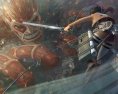 La legión contra el Titán Acorazado