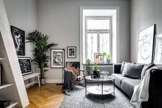Small grey loft
