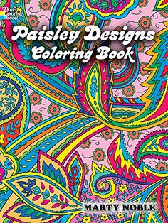 Paisley Designs Coloring Book (Dover Design Coloring Books) by Marty Noble http://www.amazon.com/dp/0486456420/ref=cm_sw_r_pi_dp_i5FKub1Z6JD74