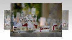 Hazlewood Castle wedding slideshow, Claire & Rob