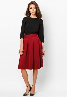 Love the midi skirt so I bought it!