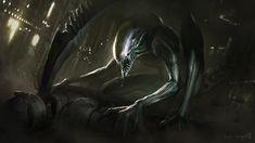 Alien by TyphonArt