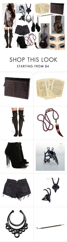 """Dorithea - Home work Wear"" by reddemonglom ❤ liked on Polyvore featuring OROBLU, Vision, CB Bronfman, Tabitha Simmons and Burton"