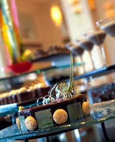 Chocolate lovers, we recommend trying The Chocolate Bar available on Friday and Saturday evenings.