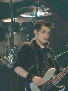 Mikey Way. This is nice.