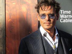 Johnny Depp is oh so debonair. The Best Things We Saw at The Lone Ranger Premiere | Oh My Disney
