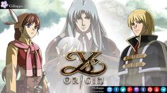 Ys Origin is a Japanese action role-playing game developed and published by   Nihon Falcom for Microsoft Windows in 2006. In 2012, XSEED Games published   an English-language localization of the game, via the Steam service and   later through other download stores