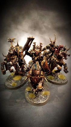 Everchosen Varanguards #warhammer #whfb #fantasy #battle #aos #ageofsigmar #sigmar #gw #gamesworkshop #wellofeternity #miniatures #wargaming #hobby #varanguard