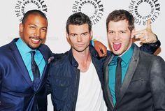The Originals cast at PaleyFest 2014. (March,22) - the-originals Photo