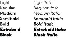Free font A2-TYPE | Red Article Blog #font #design #typography