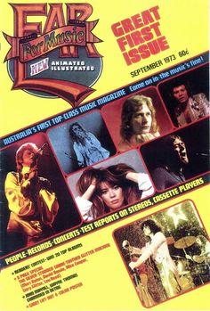 Ear For Music (Australia) - September 1973
