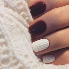 23 Cute Nail Colors Ideas Perfect for Fall #nail #colors #fall #2017