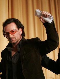 Bono, How do I love thee?  Let me count the ways lol
