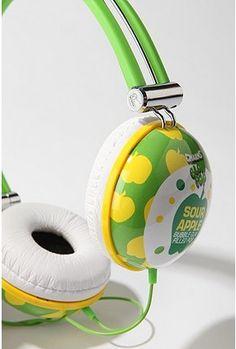 Candy Headphones