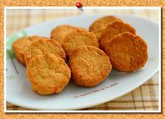 大豆粉メープルクッキー。 - 21時から食べてもやせるを常識に!はたらく女子のための【夜遅ごはん10分レシピ】