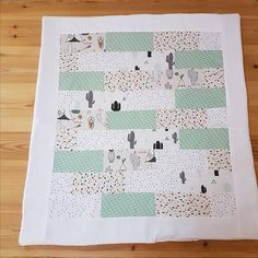 Boys quilted blanket in apache design check it out at  https://www.etsy.com/uk/listing/592150327/quilted-baby-blanket-in-apache-design