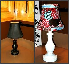really excited about the lamps I am working on